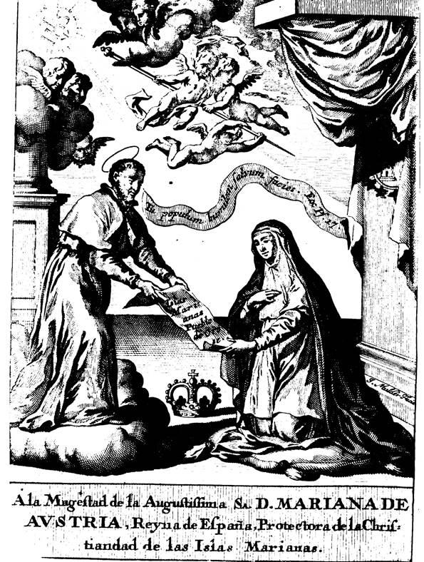 Contraportada de Aranda, Vida, y gloriosa mverte del V. padre Sebastian de Monroy.