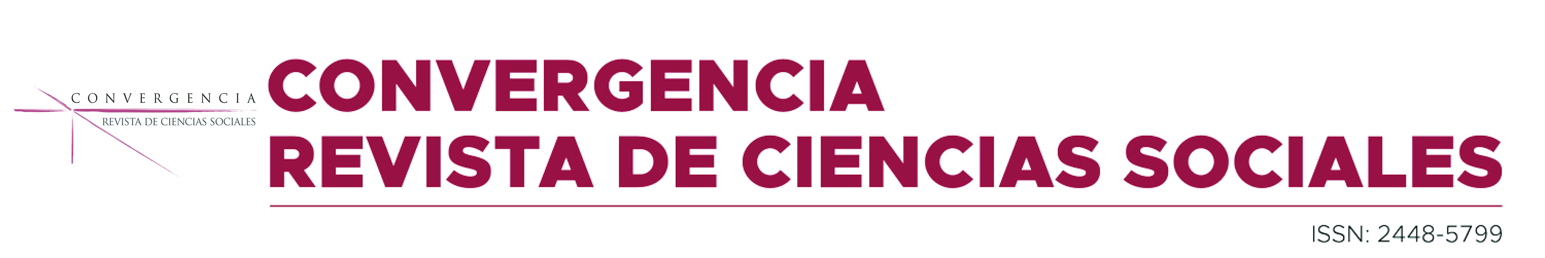 Convergencia Revista de Ciencias Sociales